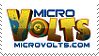 MicroVolts Stamp by Nanaiko