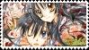 Full moon wo sagashite - Mitsuki x Takuto stamp by Nanaiko