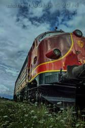 Train by rudoma
