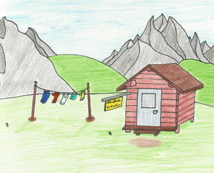 Meadow Valley Village by June-LOL