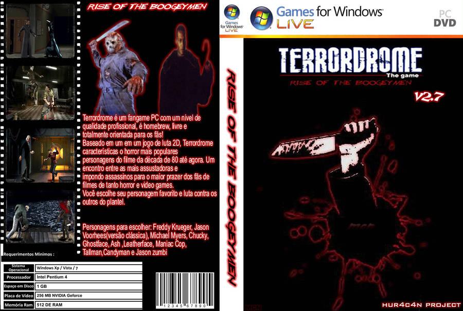 terrordrome 2.7 full 1 link