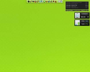 Desktop '07 by zeroauthority