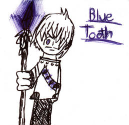 Blue Tooth by minitumen