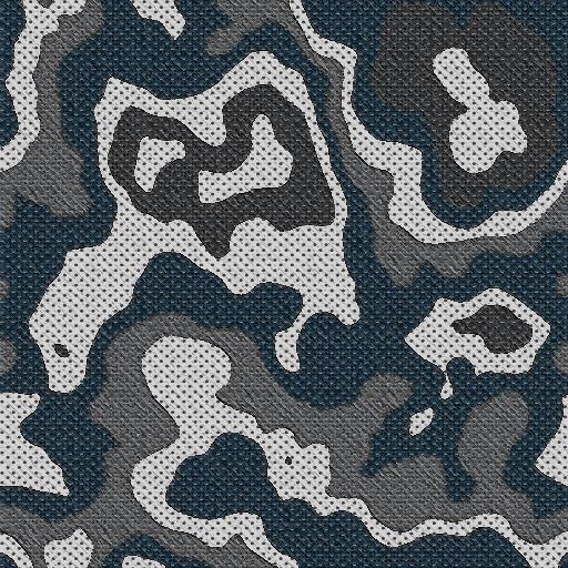 Camo cloth by grenadeh