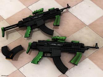 Sphereos1's PMG gun by grenadeh
