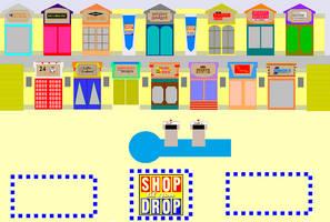 Shop Til You Drop Fantasy 1993 Fantasy A by JDWinkerman