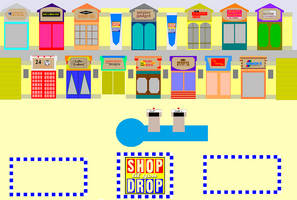 Shop Til You Drop Fantasy 1993 Fantasy B by JDWinkerman
