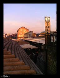Camden Market by Rykan
