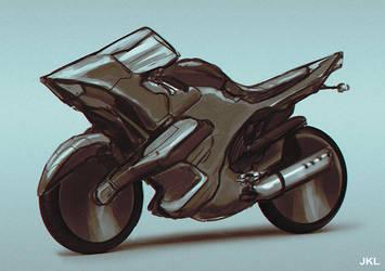 Motorbike ca by JKLindroos