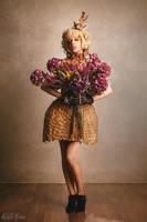Effie Trinket by NodameR