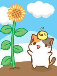 Sunflower by Nekoee