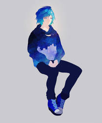 . :City Boy: . by Hoshi-Pan