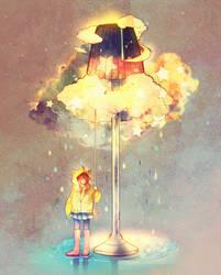 Rain Lamp by Hoshi-Pan