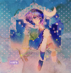 K I E R A by Hoshi-Pan