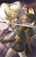 Zelda - You Are Not Yourself by Aerawen-Vanhouten