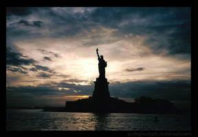 New York by Gothghostgirl