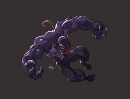 Venom by DiegoLlorente