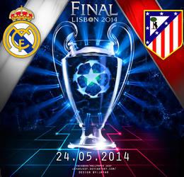 Uefa Champions League Final 2014 by jafarjeef
