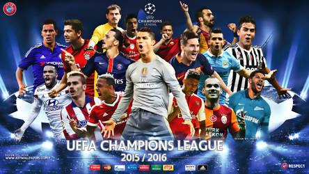 CHAMPIONS LEAGUE WALLPAPER 2015 by jafarjeef