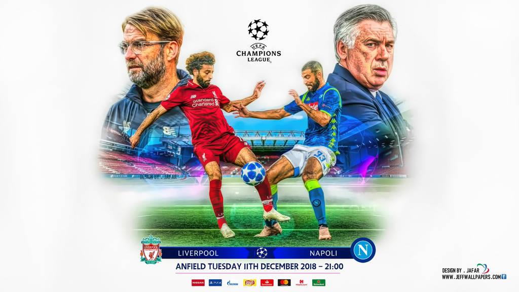Liverpool vs Napoli: Cửa rộng, cửa hẹp do mình