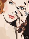 Amanda Swafford by TadeoMendoza