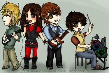 Twilight :: Guitar Hero by sasukee23loveeer