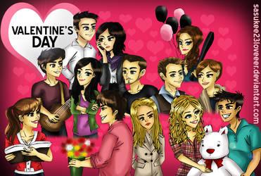Valentine's Day by sasukee23loveeer