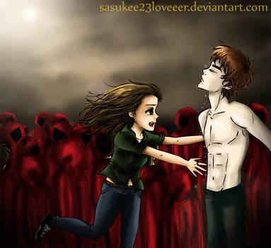 New Moon :: Save Edward by sasukee23loveeer