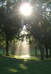 Morning Aura by nagaikami