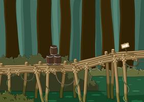 Metal Slug project: Swamp by JoTheWeirdo