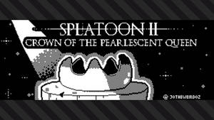 Splatoon 2: Crown of The Pearlescent Queen DLC by JoTheWeirdo