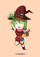 Yuuna The Alchemist by JoTheWeirdo