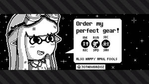 Splatoon 2: April Fools by JoTheWeirdo