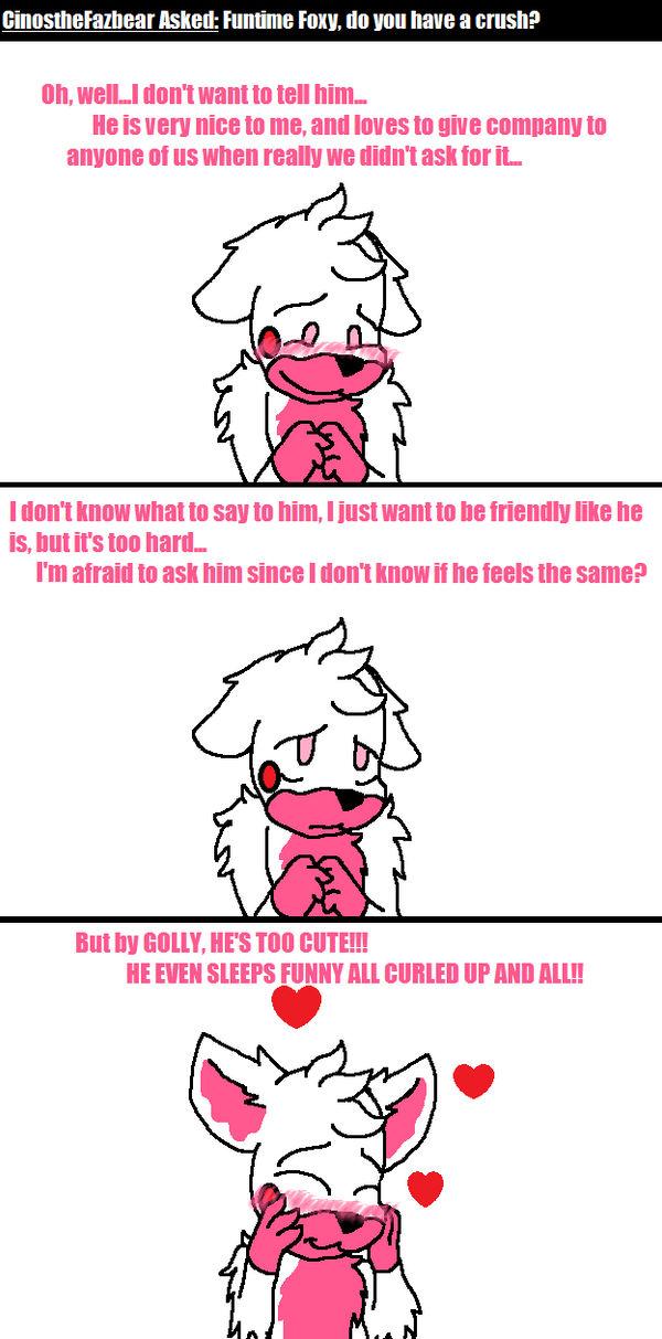 Ask FNAF Comic Pt.16 by Blustreakgirl