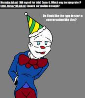Ask FNAF Comic Pt.103 by Blustreakgirl
