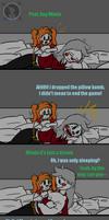 Stitching Glitches (FNAF Comic) Pt.6 by Blustreakgirl