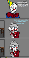 Washed Away Sorrows (FNAF Comic) Pt.2 by Blustreakgirl
