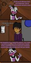 Humble Partner (FNAF 6 Comic) Pt.4 by Blustreakgirl