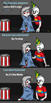 Last Night (FNAF Comic) Pt.4 by Blustreakgirl
