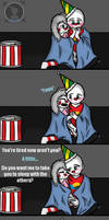 Last Night (FNAF Comic) Pt.5 by Blustreakgirl