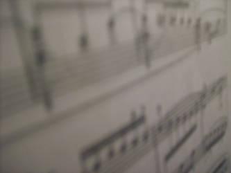 Fuzzy notes by Sinnesloschen