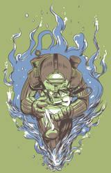Bioshock Threadless Entry by MorganLuthi