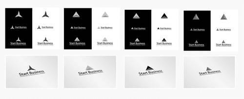 StartBusiness Logo concepts by ylimani