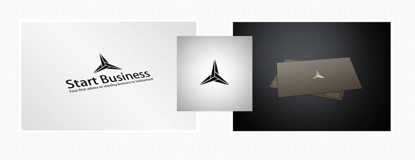 StartBusiness Concept Design by ylimani