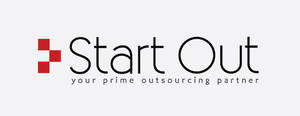 Start Out Logo Concept by ylimani