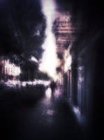 Walk Alone III by rawimage