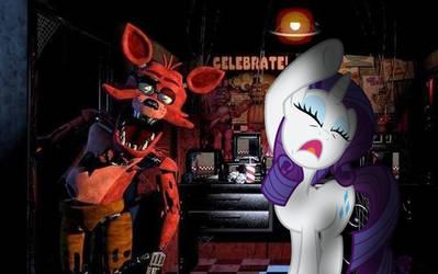 AHHHHHHH IT FOXY!!!!!!!! by MissRarityGenerosity