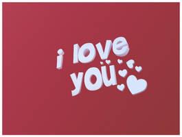 I Love U by Emindeath