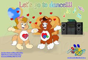 Let's go to dance!!!! by AntoninoCanino124