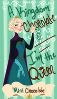 Elsa's Mint Chocolate by YaneYing